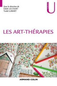 Couv Les art-therapies Armand Colin